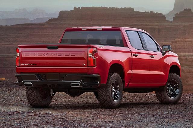 2021 Chevy Silverado 1500 Diesel price