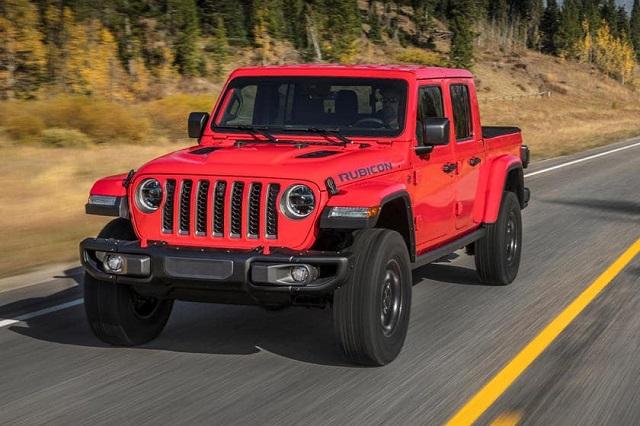 2021 Jeep Gladiator Hercules Rubicon