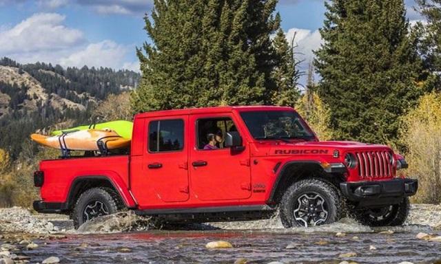 2021 Jeep Gladiator Diesel