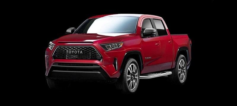 Toyota Tundra Rendering