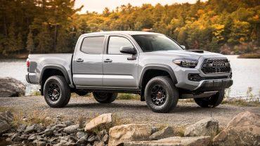 2021 Toyota Tacoma TRD Pro