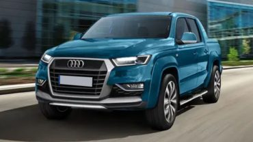 2021 Audi Truck Render