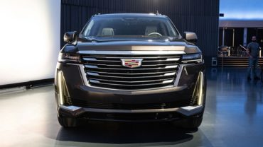 2021 Cadillac Escalade EXT Featured