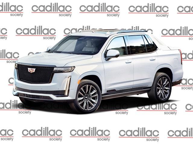 2021 Cadillac Escalade EXT Rendering
