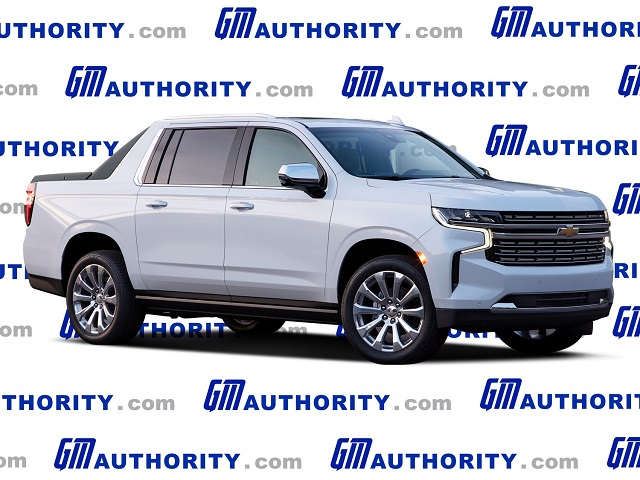 2021 Chevy Avalanche GM Authority
