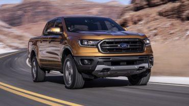 2021 Ford Ranger V6