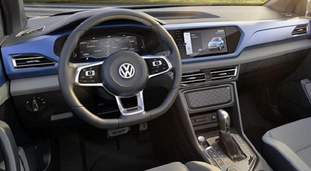 2021 VW Tarok Interior