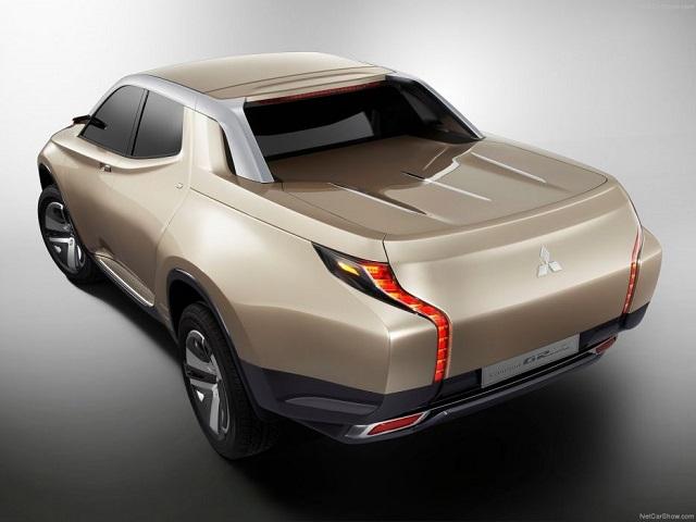 2021 Mitsubishi Raider render