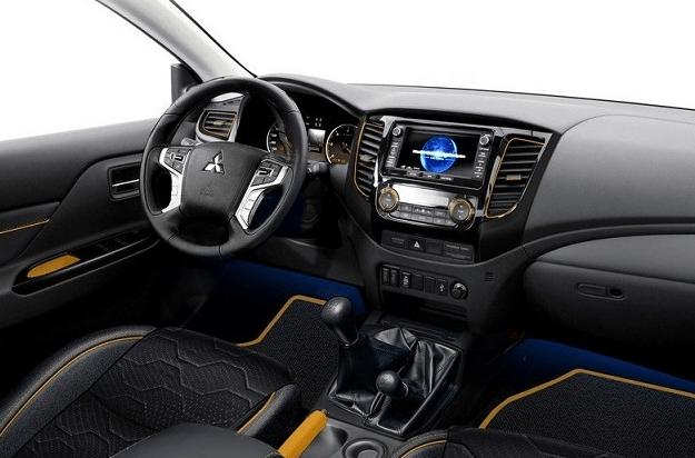 L200 Interior