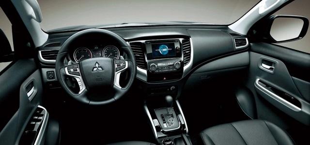 2021 Mitsubishi L200 Interior
