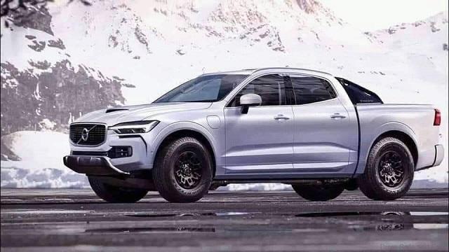 2021 Volvo Truck render