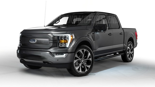 2021 Ford F-150 Electric