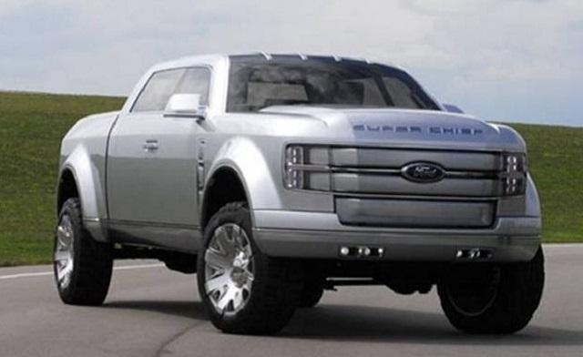 2021 Ford Super Chief concept