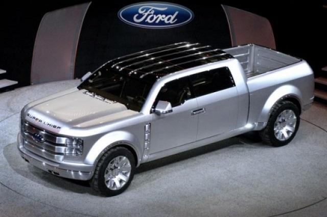 2021 Ford Super Chief