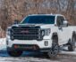 2021 GMC Sierra 2500HD AT4 front