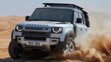2021 Land Rover Defender Pickup Truck