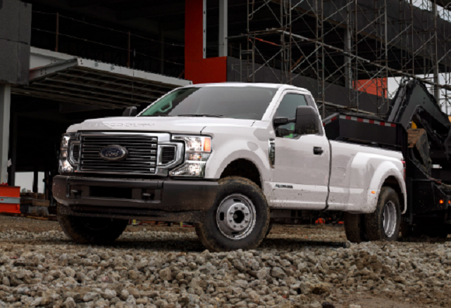 2021 Ford F-350 Dually