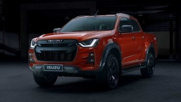 2021 Isuzu D-Max Rendering Photo