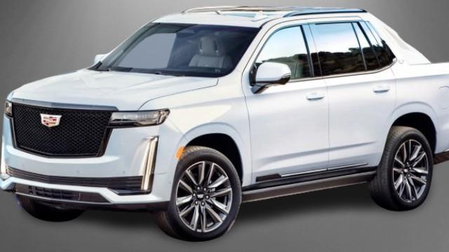 2022 Cadillac Escalade EXT design