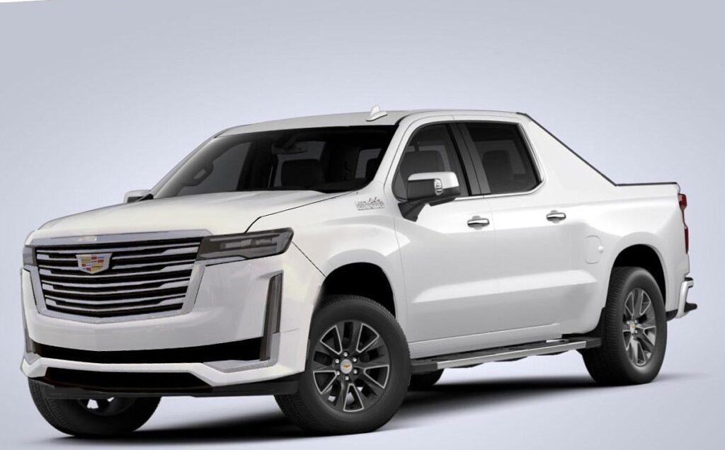 2022 Cadillac Escalade EXT release date