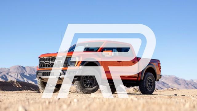 2022 Ford F-150 Raptor