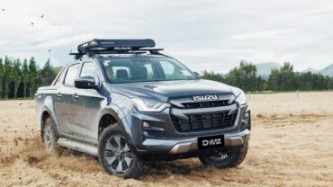 2022 Isuzu D-Max price