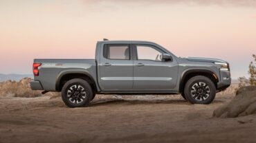2022 Nissan Frontier Pro-4X cost