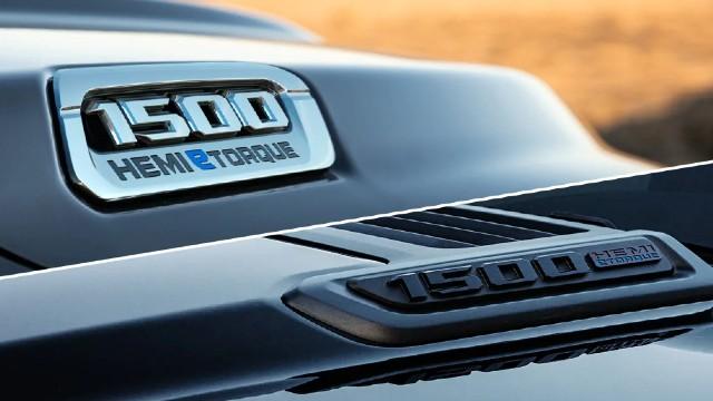 2022 Ram 1500 Hybrid