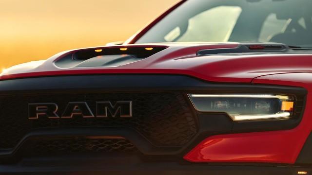 2022 Ram 1500 TRX specs