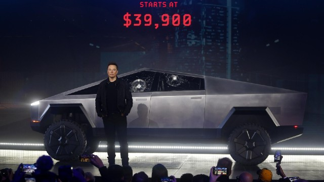 2022 Tesla Cybertruck price