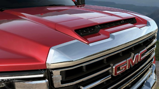 2022 GMC Sierra 2500HD updates