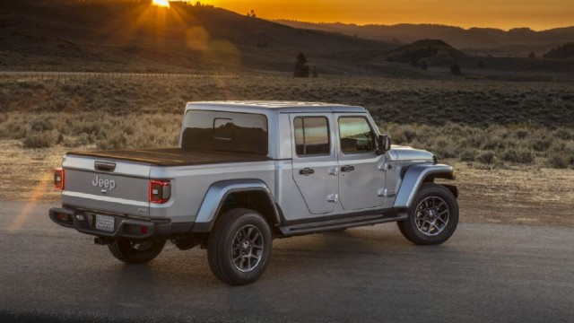 2022 Jeep Gladiator changes