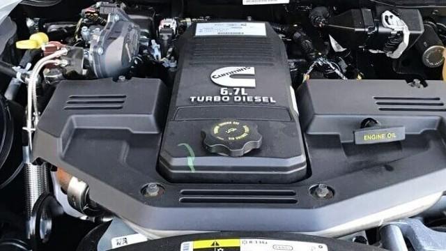 2022 RAM 2500 Power Wagon diesel