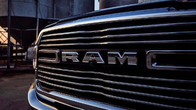 2022 Ram HD redesign