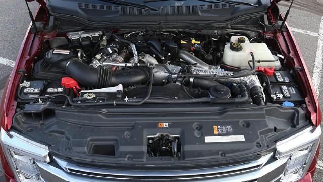 2022 Ford F-250 diesel