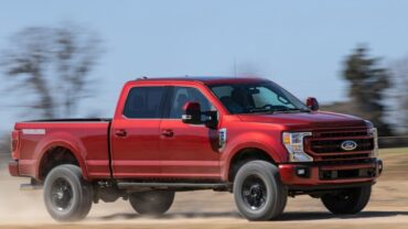 2022 Ford F-250 price