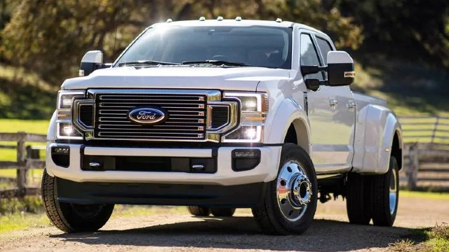 2022 Ford F-450 Limited