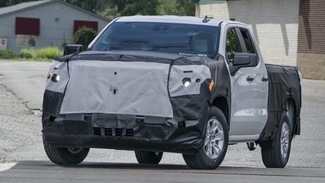 2022 Chevy Silverado HD changes