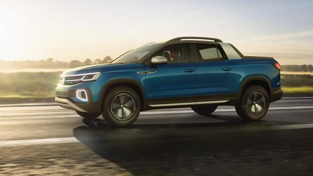 2022 VW Tarok mexico
