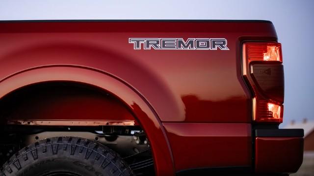 2022 Ford F-Series Super Duty Tremor