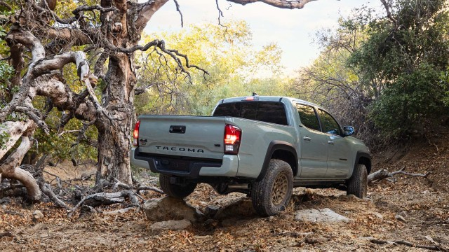 2022 Toyota Tacoma Trail Edition review