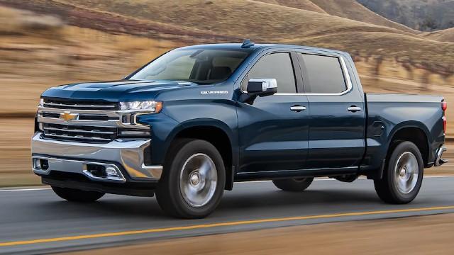 2023 Chevrolet Silverado price