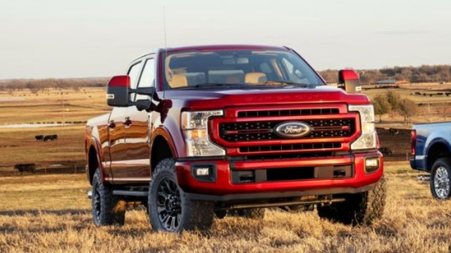 2023 Ford F-250 redesign