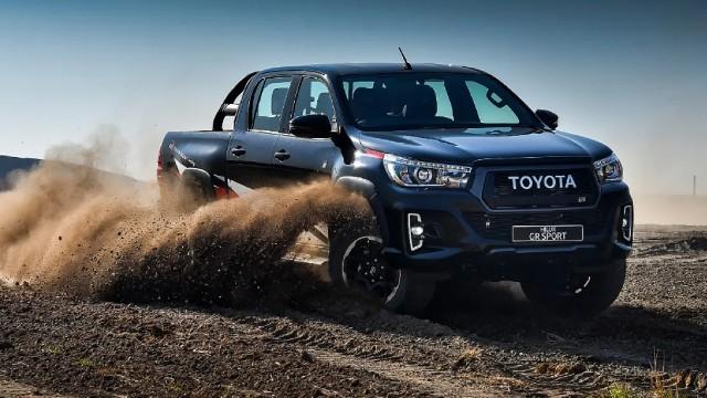 2023 Toyota Hilux GR Sport