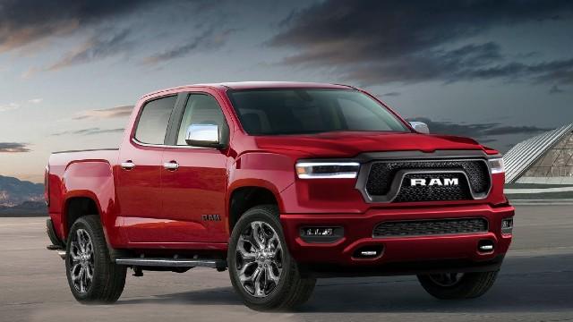 2024 RAM Dakota price