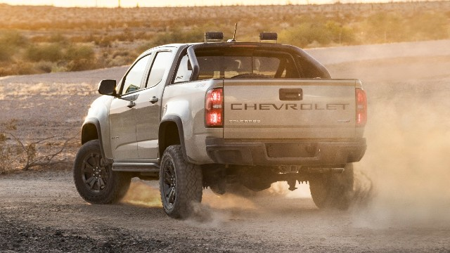 2023 Chevrolet Colorado ZR2 diesel