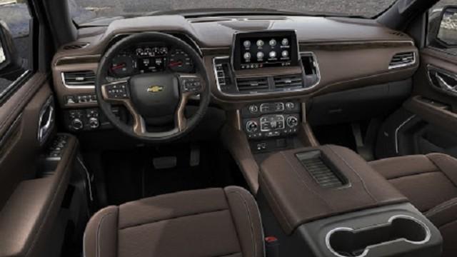 2023 Chevrolet Colorado ZR2 interior