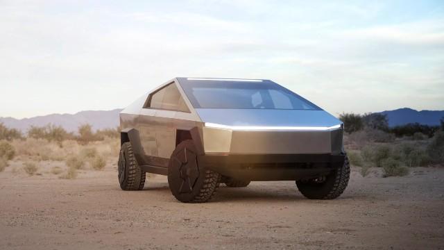 2023 Tesla Cybertruck release date
