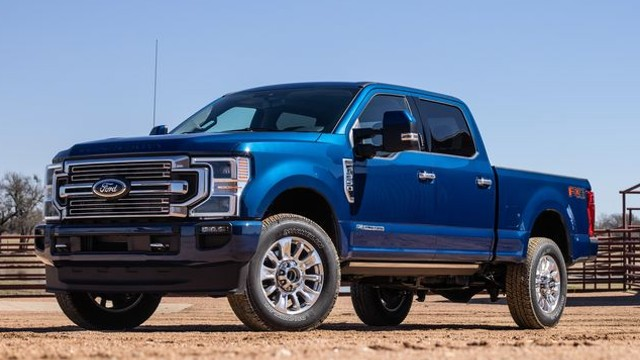 2022 Ford F-350 redesign