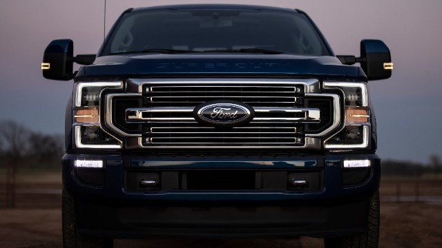 2022 Ford F-350 specs